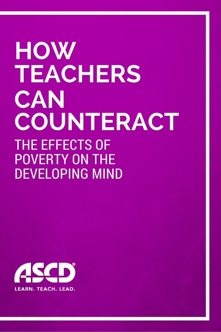 effects of poverty on education pdf