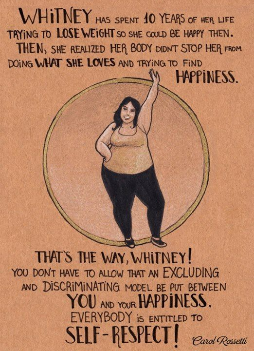 Hellz yeah.... #CarolRossetti inspired by http://www.huffingtonpost.co.uk/2014/03/20/a-fat-girl-dancing-star-whitney-thore_n_4999988.html