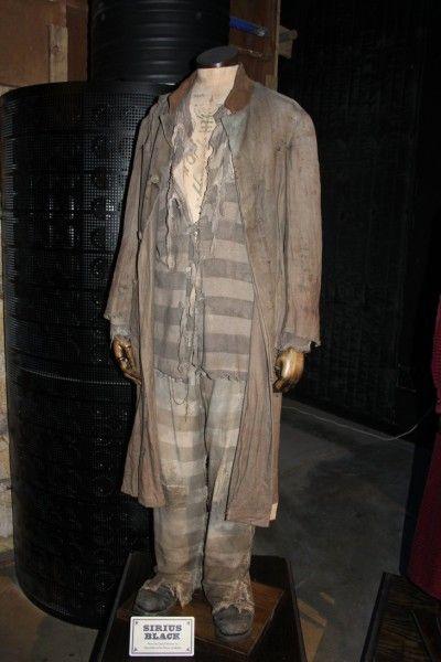 костюм Сириуса Блэка в котором он сбежал из Азкабана(Sirius Black costume in which he escaped from Azkaban)