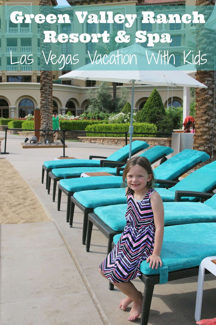 Awesome Family Travel in Las Vegas with Green Valley Resort & Spa!