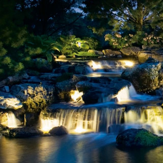 Awesome LED Landscape Lighting