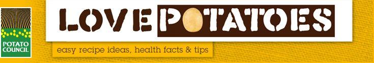 Love Potatoes - Potato Council