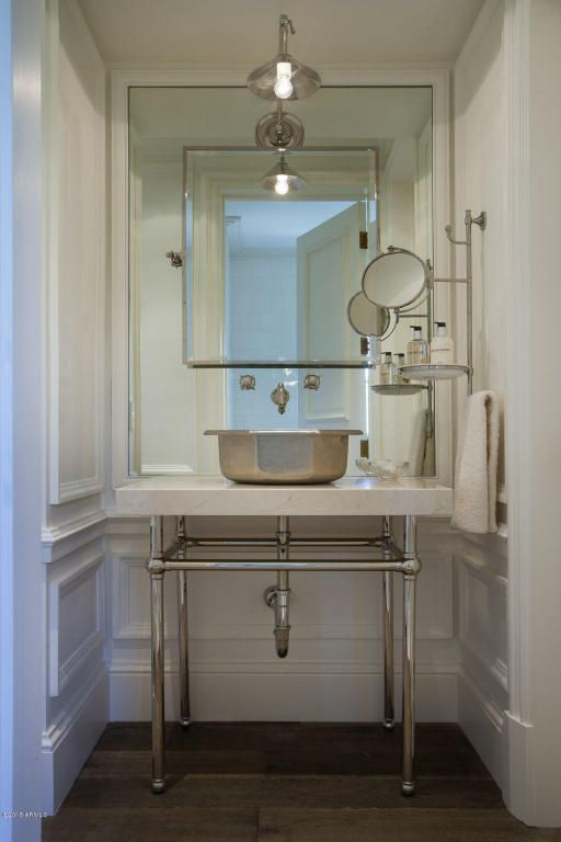 Image result for powder sink console