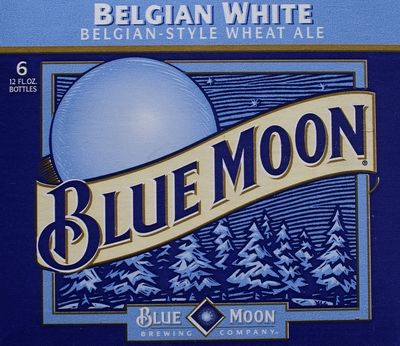 illustrative packaging for blue moon