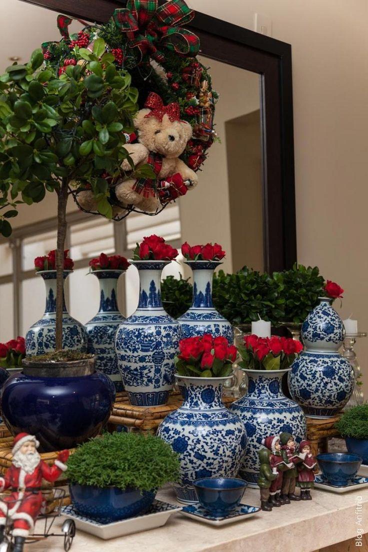 APARADOR DE NATAL | como receber em casa decoração e mesas