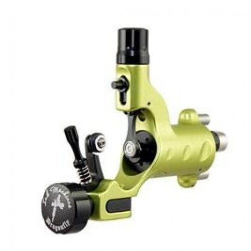 Dragonfly rotary tattoo machine crazy lime quick for Best rotary tattoo machine on the market