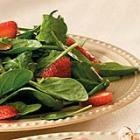 Almond Strawberry Salad | #Easter side dish