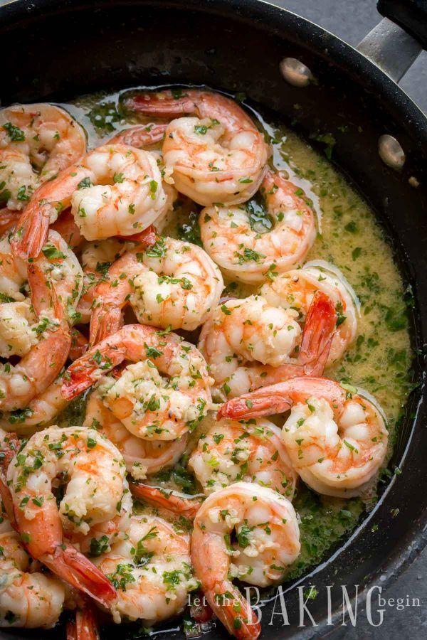 Pin by Victoria Capozzoli on fish | Scampi recipe, Easy
