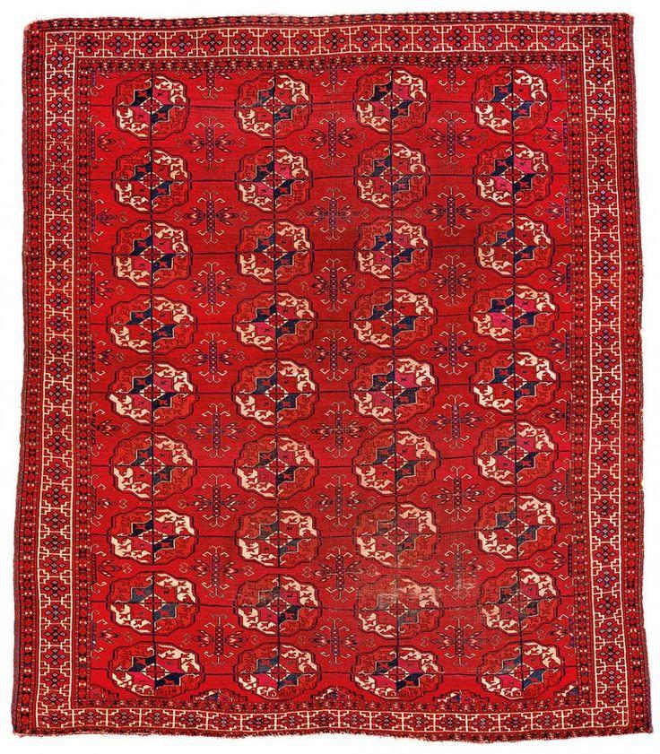 386 Best Turkmen Rugs Images On Pinterest