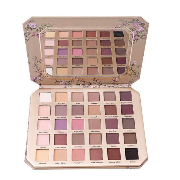 ##  Stayeal 30 Farben Lidschatten Palette Schmink Palette Eyeshadow Augenpalette Schminkpalette