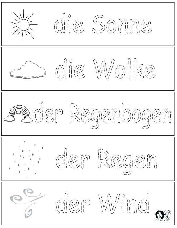 Worksheets German For Beginners Worksheets 1000 ideas about german lesson on pinterest learning spring printouts for kids www chillola com