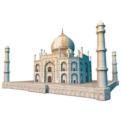 Puzzle 3D Taj Mahal, 216 Piese | Bebeart