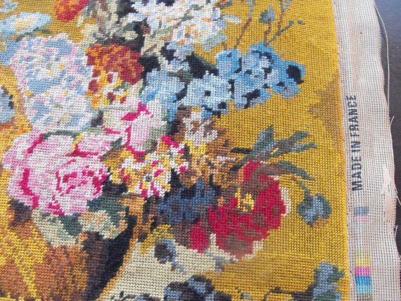 29 Best Vintage French Needlepoint Images On Pinterest