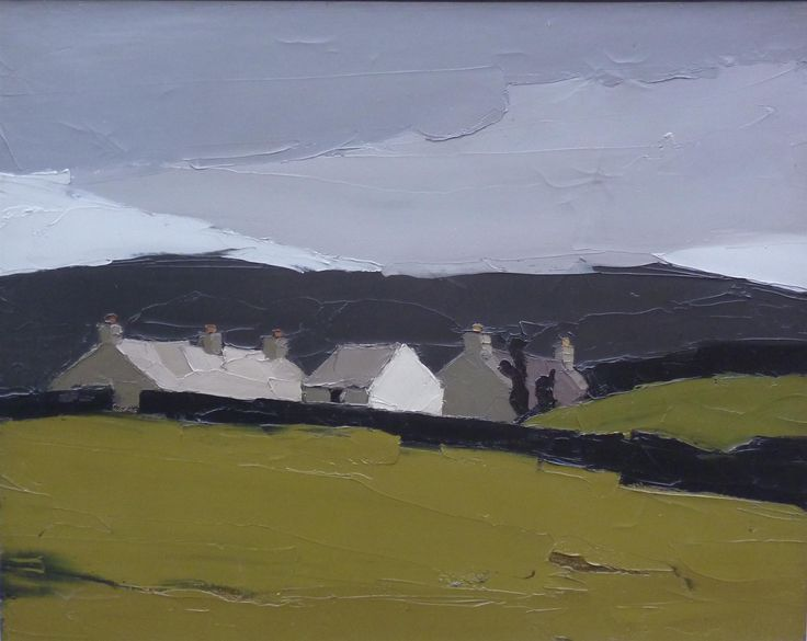 Image result for kyffin williams cottages snowdonia