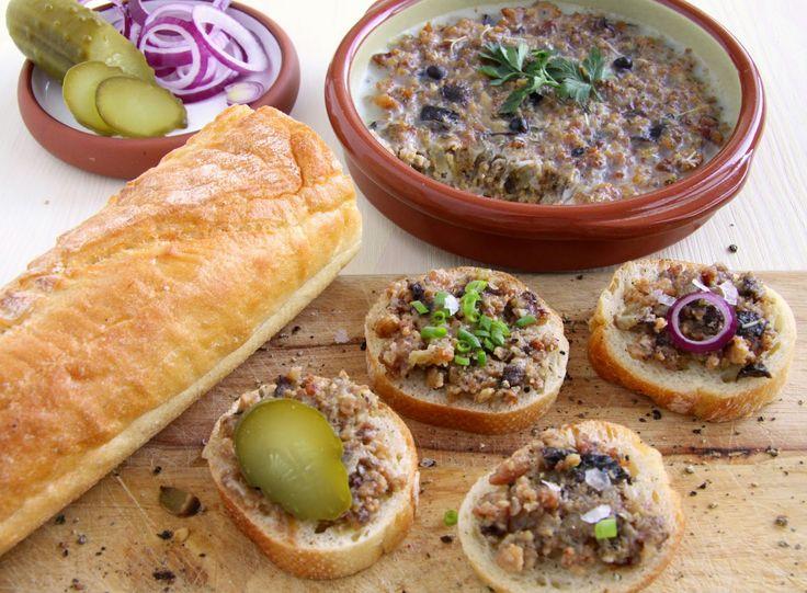 Eyeopener Кухня - простые рецепты для необычных продуктов: сало с копченым беконом