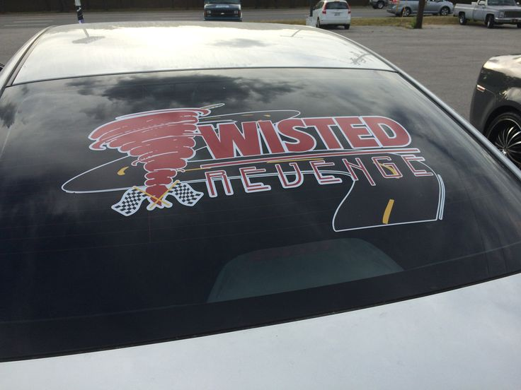 Local car club decals exclusively from sterlingsigns
