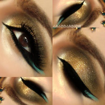 Dress Your Face Inspiration by FTM H.  Click the pic to see the products she used. #beauty #makeup #nightout