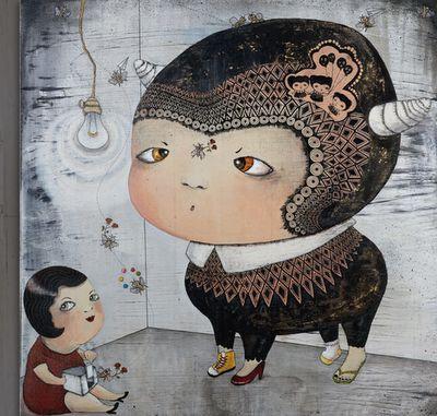 Carrie Chau, The Black Sheep