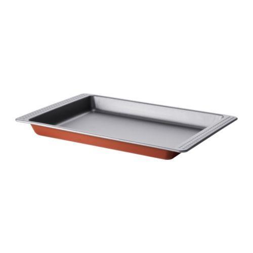 IKEA - DRÖMMAR, Moule à pâtisserie, Démoulage facile grâce au revêtement antiadhésif Teflon® Classic.
