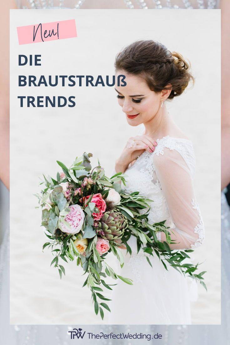 Die Blumentrends Des Jahres 2019 Findest Du Auf Theperfectwedding De Brautstrauss Blumentrends Hochzeitsblumen Br Brautstrauss Hochzeit Blumenmadchen Kleid