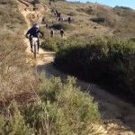 Race Video: Brian Lopes slaying Leaping Lizard DH on his new Intense Tracer 275