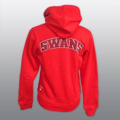 2013 Sydney Swans Ladies ISC Fleecy Hoodie - Swanshop