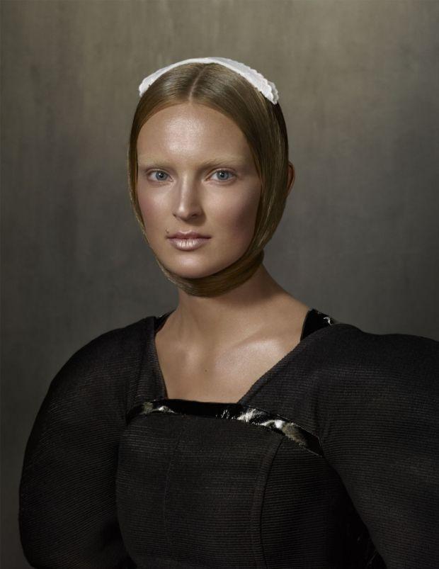Ymre Stiekema by Erwin Olaf for Vogue Netherlands 2013