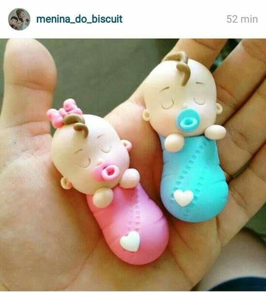 Lembrancinhas de bebê