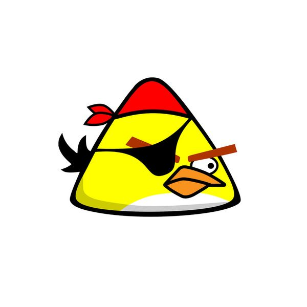 Angry Birds Pictures To Print Angry Birds Pirate Art