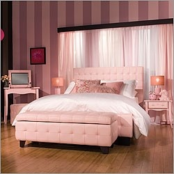 Leather bedroom set in pink218 best Christiana s Dreamy Bedroom images on Pinterest   3 4  . Pink Bedroom Set. Home Design Ideas