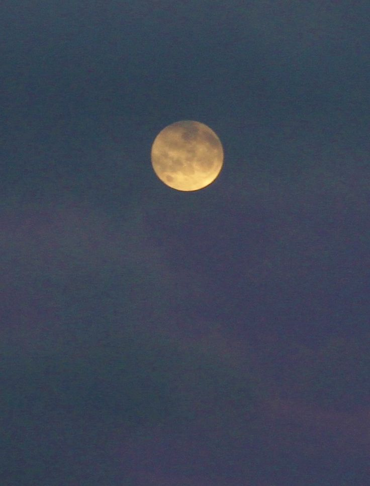 Twenty-first Moon