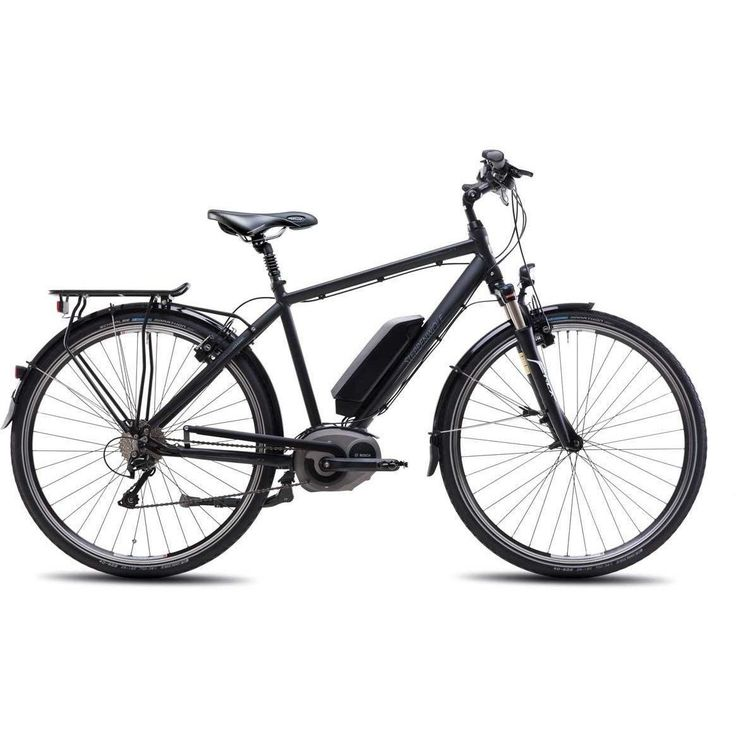Steppenwolf Transterra M.E1 Electric Bicycle 700 c
