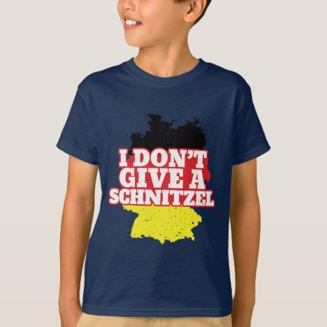 I Dont Give Schnitzel Oktoberfest Germany Flag T-Shirt – Dress in style for #Okt…