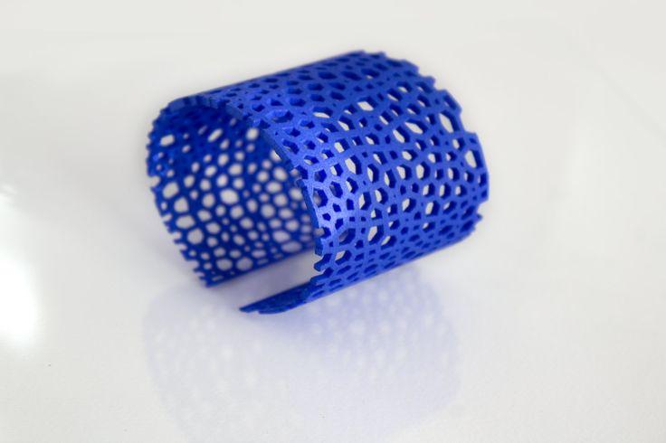 Bracelet Earth collection - blue - di dioneadesign su Etsy