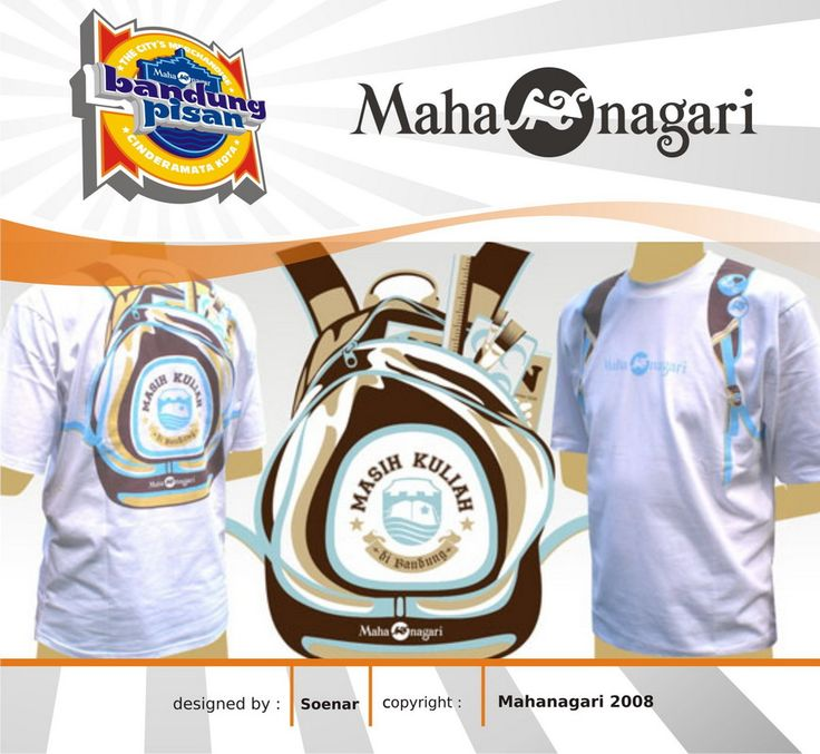"""Masih Kuliah Di Bandung"" copyrights Mahanagari 2008"
