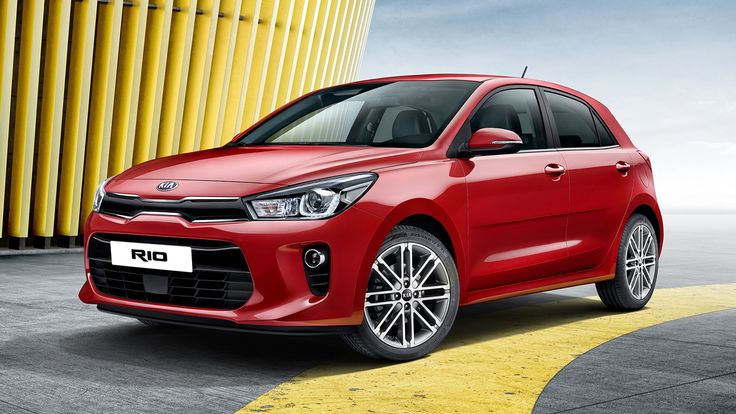 The Kia Rio 2019 ranks on 4 in Cars all over
