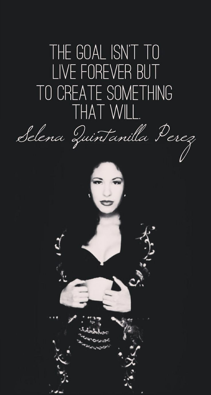 Selena Quintanilla Perez, music, quotes, life, happiness, Latina.                                                                                                                                                     More