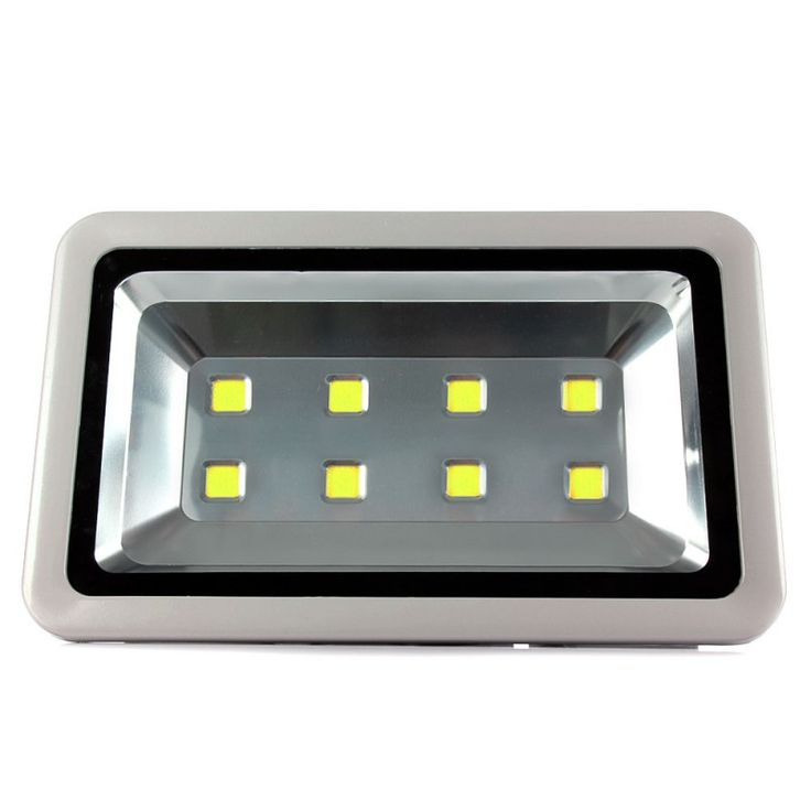 1pcs Floodlight 400W Waterproof Led Flood Light Outdoor lighting Led Reflector Outside Street lamp IP65 AC85-265V