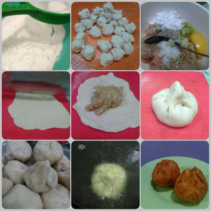 coba resep (siomay goreng)
