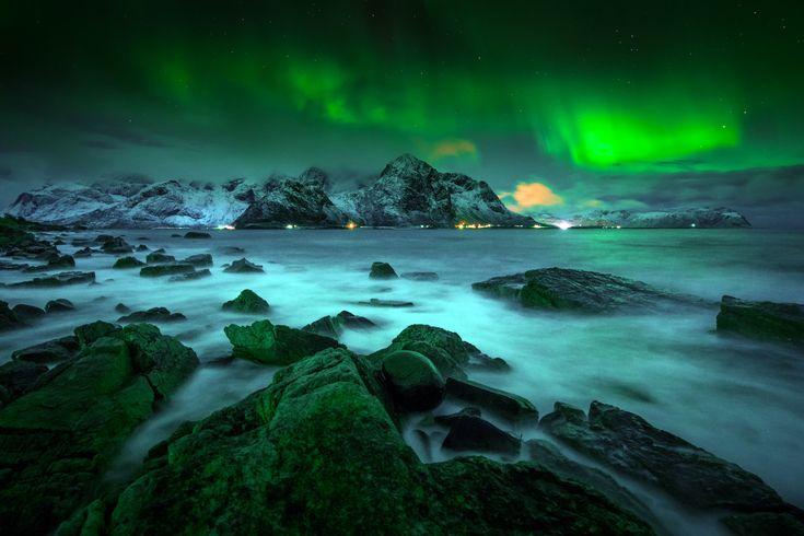 Polar Night - Lofoten, Norway
