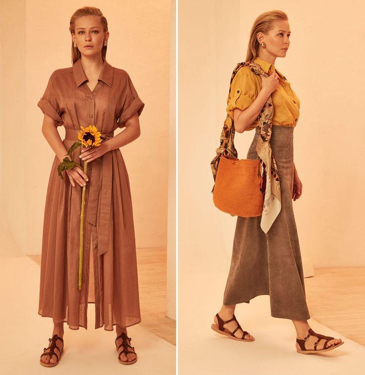 #весна2019 #модныеоттенки2019 #тенденциивесны #ss2019 # ...
