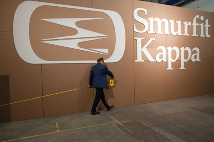 Le record du plus grand carton du monde battu par Smurfit Kappa !