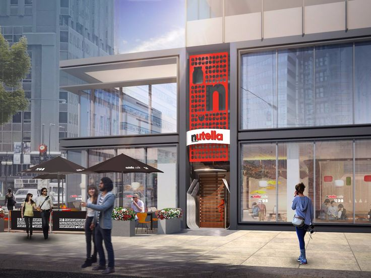 Nutella is about to open its first restaurant in the US #Correctrade #Trading #News