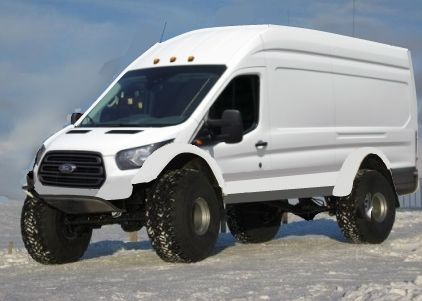 Camper Van Conversions Ford Transit Conversion Life Living