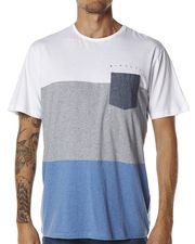 RIP CURL FUSED TEE - BLUE on http://www.surfstitch.com