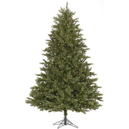 #Christmas Other Informations Vickerman Pre-Lit 7.5' Balsam Fir Artificial Christmas Tree, LED, Warm White Lights for Christmas Gifts Idea Stores . Christmas  is a stunning time of year, yet let's not pretend: It's also stressful as well as way over-stimulating if you have the trillion activities and people to see. We've included many rates, incl...