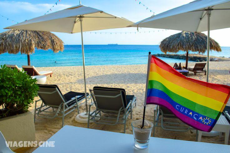 Hotel Gay Friendly em Curacao: Floris Suite Hotel. O hotel está situado em Piscadera Bay, cinco minutos de Willemstad, possui praia privativa, piscina e ótima relação custo benefício. Vale conferir