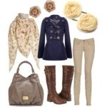 boots boots boots!: Fall Clothing, Fashion, Boots Boots, Blue Peacoats, Style, Cute Outfits, Jackets, Fall Outfits, Winter Outfits