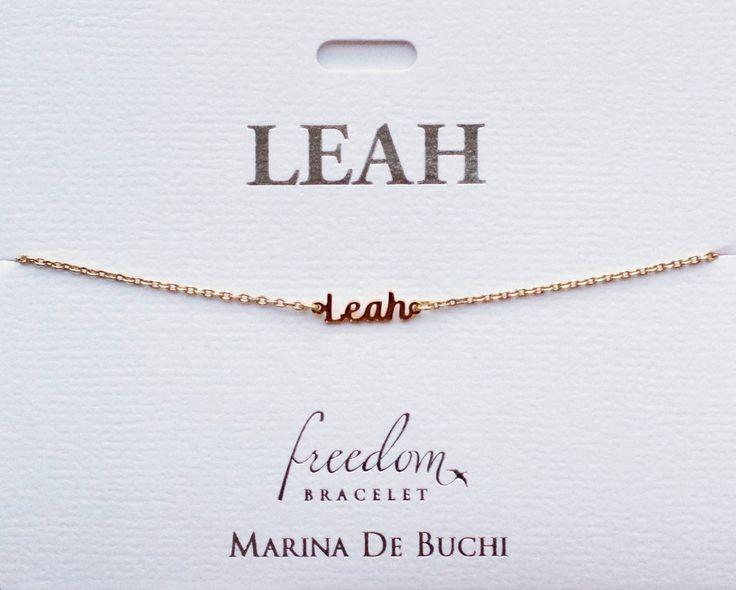 Personalised Bracelets Name's H - L | Bracelet