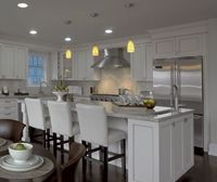 Lexington Cabinet Door Style   Articulate Cabinetry With Recessed Panels    KitchenCraft.com